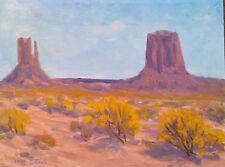 Chet Bittner Monument Valley, Arizona Spring day