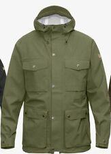 AUTH FJALL RAVEN Style No. 82275 ÖVIK ECO-SHELL JACKET Sz Large, Green $500 NEW