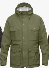 AUTH FJALL RAVEN Style No. 82275 ÖVIK ECO-SHELL JACKET Sz Large, Green $500 NEW