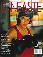 Cineaste Magazine, Vol 25 #4 2000 Girlfight - Joan of Arc - Karyn Kusama Hamlet