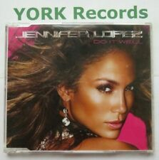 JENNIFER LOPEZ - Do It Well - Excellent Condition CD Single Epic
