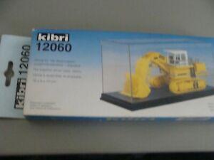 """kibri 12060 Sammlervitrine für """"die Besonderen"""" zusammensteckbar-größe 19x8x10cm"""