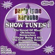 Party Tyme Karaoke: Show Tunes 1