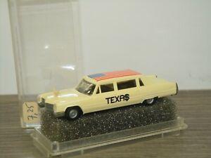 1970 Caddy Texas Milionar - Revell Praline 84804 - 1:87 in Box *44558