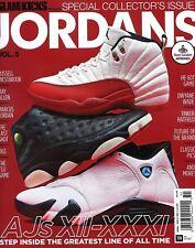 Slam Magazine KICKS 2016 Sneakers - Jordans Vol 3  MICHAEL JORDAN AJs XII-XXXI