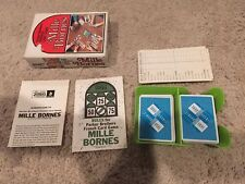 Mille Bornes - 1962 Parker Brothers French Card Game Craze - Complete