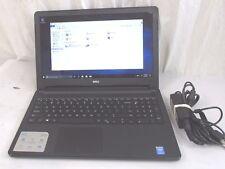 """Dell Inspiron 15 5558 15.6"""" Laptop WIN 10 4GB 500GB INTEL CORE i3-5005U 2.0GHz"""