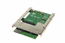 """EXSYS ex-3681 - USB 3.1 (Gen2) a mSATA RAID 0/1 con 2.5"""" Marco de montaje (7mm)"""