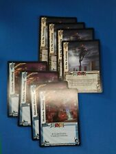 UFS Rare Cards x8 - Soul Calibur - 4 Fu-ma Training and 4 Shadow Healing