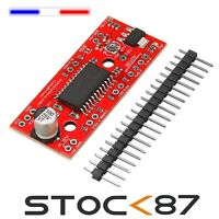 5233# A3967 Stepper Motor Driver V44 pour arduino development board