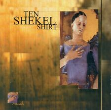Much by Ten Shekel Shirt CD Vertical Music 2001 New in Wrapper