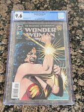 Wonder Woman #0 (DC 10/94) CGC 9.6