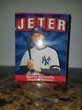 Yankees Derek Jeter Limited Edition Figurine From Sports Authority - New in Box!