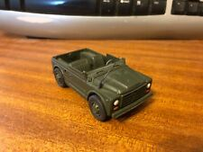 Old Cars 1/43 Scale Fiat Campagnola Army Jeep