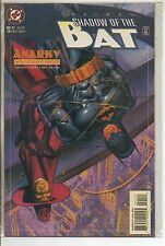 DC Comics Batman Shadow Of The Bat #41 August 1995 NM