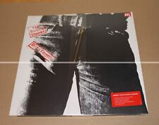 THE ROLLING STONES - STICKY FINGERS - ZIPPER METAL 2 LPs - COLLECTOR NEUF