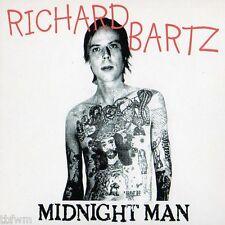 Richard Bartz - Midnight Man CD Album DJ GIGOLO RECORDS - HOUSE TECHNO ELECTRO