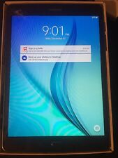 Samsung Galaxy Tab SM-T550 16GB, Wi-Fi, 9.7in Smoky Titanium E 7 8 9 10 iPad 456