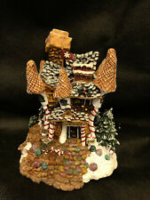 Boyds Bearly Built Villages Kringle's Retreat December 26th ltd Edition Perfect