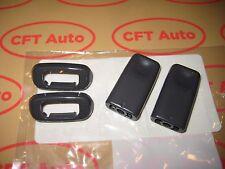 Toyota Pickup Truck 4Runner Interior Door Lock Knob & Insert Bezels 2