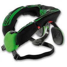 UFO NSS Neck Support neckbrace cuello protección leatt Brace Astars bns-Verde