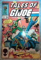 Tales of G.I. Joe, A Real American Hero - Marvel 1988-#1 Key Copper Age Book!