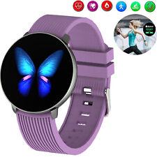 Bluetooth Smart Watch Heart Rate Monitor Unlocked Watch For Samsung iPhone Women