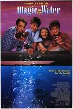 MAGIC IN THE WATER Movie POSTER 27x40 Mark Harmon Joshua Jackson Harley Jane