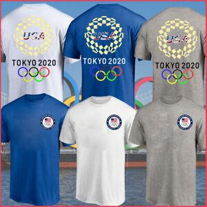 SALE!! USA Olympic Team Tokyo 2020-2021 T-Shirt, Tokyo 2020 Olympics USA T-Shirt