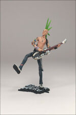 Guitar Hero Johnny Napalm 10 Inch Figure by McFarlane - NEW