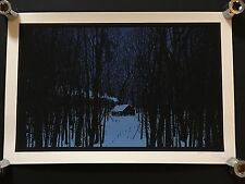 DAN MCCARTHY - Safe and Sound RARE SIGNED art print 2012