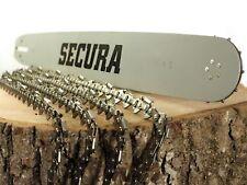 1 Schwert 33 cm für Stihl 024 026 028 MS240 4 YUKON Sägeketten 325-56E-1,6