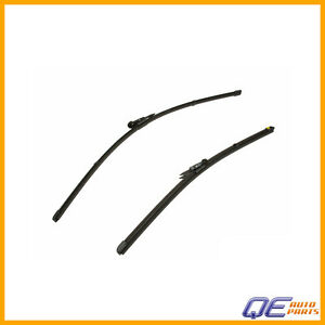 Windshield Wiper Blade Set Genuine Mercedes For: Mercedes Benz CLA 250 CLA45 AMG