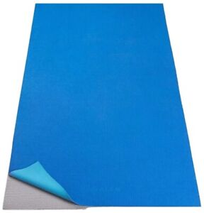 NEW! Gaiam No-Slip Yoga Mat Towel