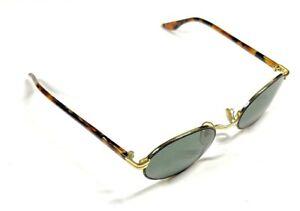 B&L Ray Ban Tortoise / Gold Vintage Sunglasses 18D