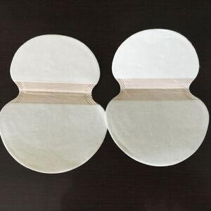 100pcs Underarm Armpit Sweat Pads Stickers Shield Guard Absorbing Disposable
