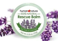 Human Nature Rescue Balm 10ml