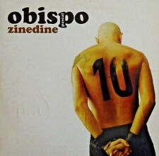OBISPO : ZINEDINE - [ CD SINGLE ]