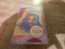 "1988 AUDIO CASSETTE-ALEXANDER O""NEAL- HEARSAY -ALL MIXED UP-AS NEW"