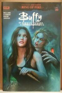 Buffy the Vampire Slayer #20 Shannon Maer Variant ComicTom101 *NM*