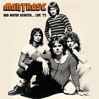 Montrose - Bad Motor Scooter... Live '73 (2018)  CD  NEW/SEALED  SPEEDYPOST