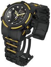 14063 Invicta Reserve 52mm Bolt Zeus Swiss Quartz Chronograph SS Bracelet Watch