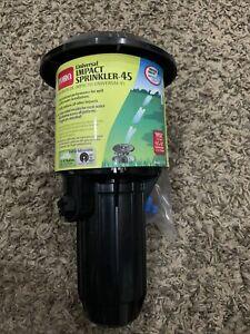 Toro 53721 40 PSI 25 to 45 ft. Radius Pop-Up Universal Impact Sprinkler 1/2 in.