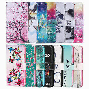 For Samsung Galaxy A12 A32 A42 A52 A72 A21S A51 A71 Wallet Flip Case Stand Cover
