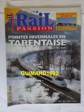 RAIL PASSION n°38 avril 2000 Avignon-Cavaillon-Miramas : une ligne de délestage