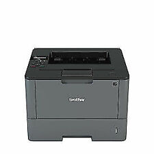 Brother Hl-l5000d Mono Laser Printer A4 Graphite