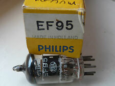 EF95 MULLARD PHILIPS BOX USED VALVE TUBE  M13