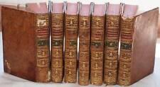 STORIE ERODOTO LARCHER HERODOTE 1786 STORIA COMPLETO