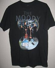 MOODY BLUES AUTHENTIC 2000 STRANGE TIMES CONCERT PHOTO TOUR SHIRT L EX COND