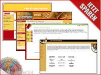 WEBPROJEKTE 27! SHOPS MASTER RESELLER Webshop Homepage Webprojekt Stadtportal 1A